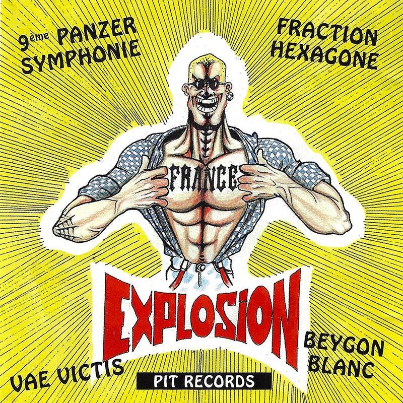 "Compilation française ""France explosion"" (mai 1995)"