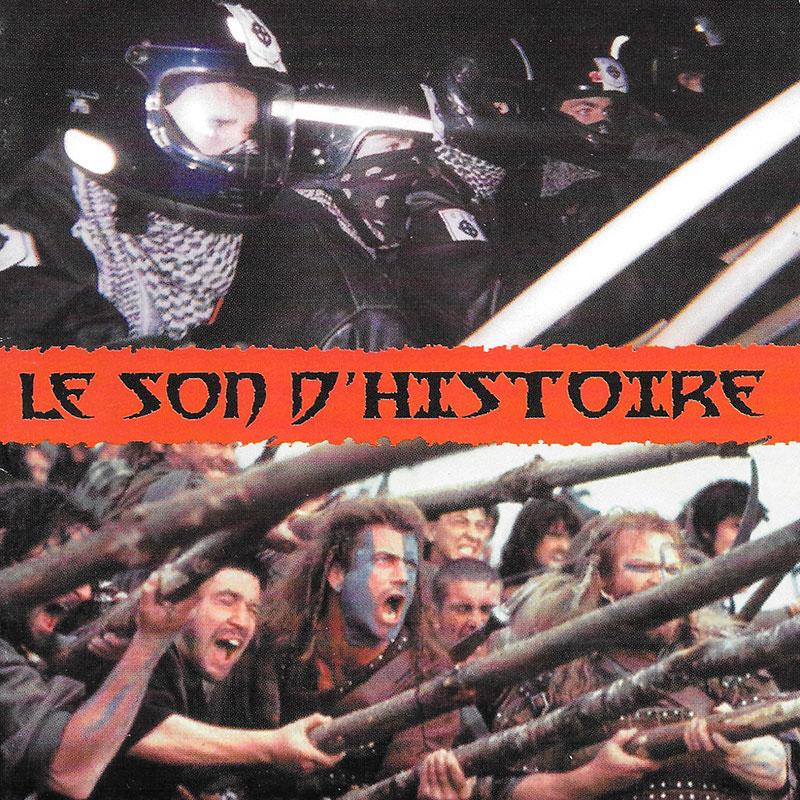 Album « Le son d'histoire » sorti en avril 2000