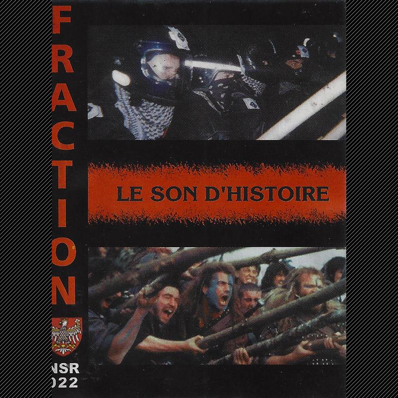"""K7 """"Le Son d'histoire"""" (2001) – NSR 022 (Pologne)"""