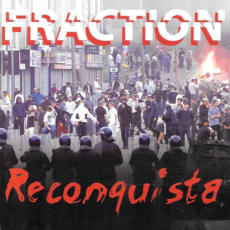"""Mini-Cd """"Reconquista"""" (décembre 2001)"""