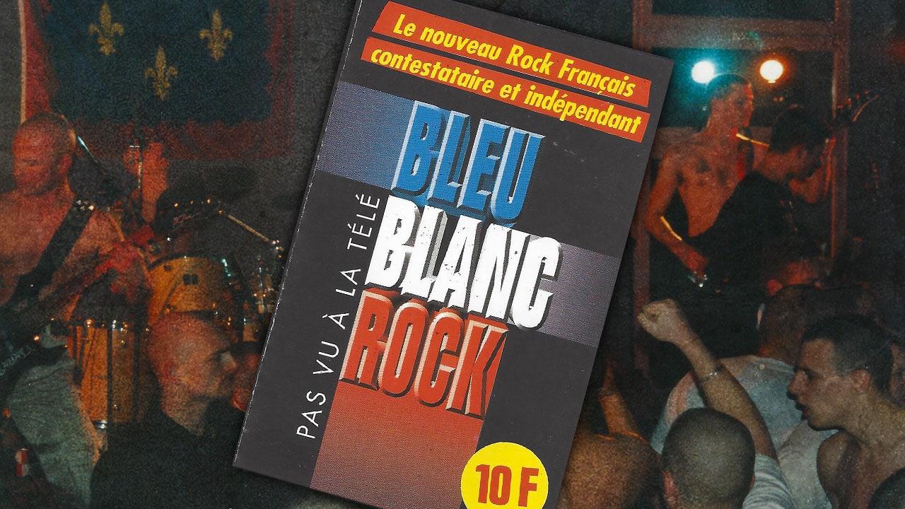 Fraction / Bleu Blanc Rock
