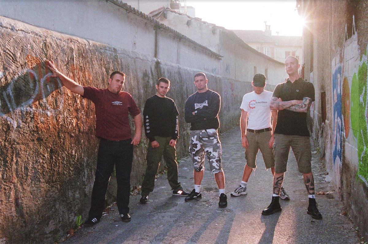 Fraction en 2001 à Nice