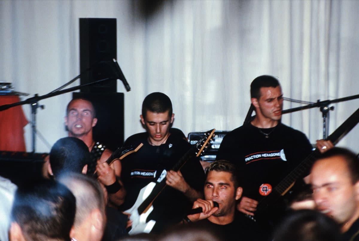Concert en 1998