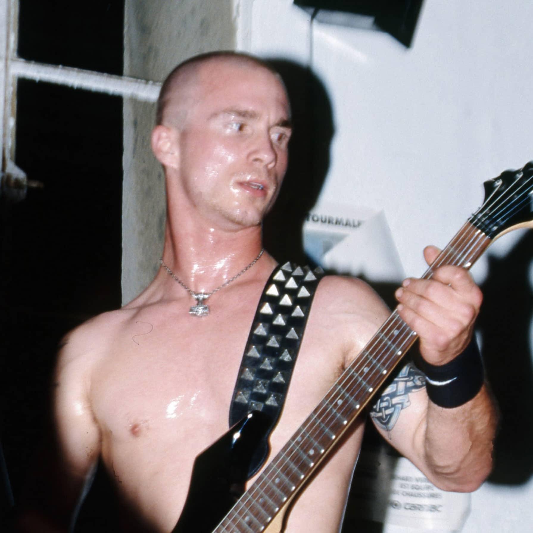 Brice Guitare : 1998-2000