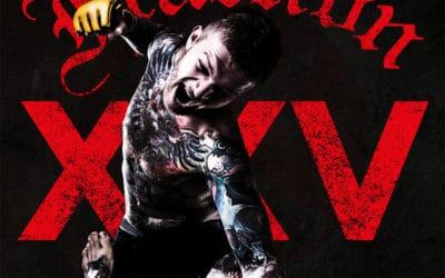 Pour fêter ses 25 ans, le groupe FRACTION sort la compilation «XXV»