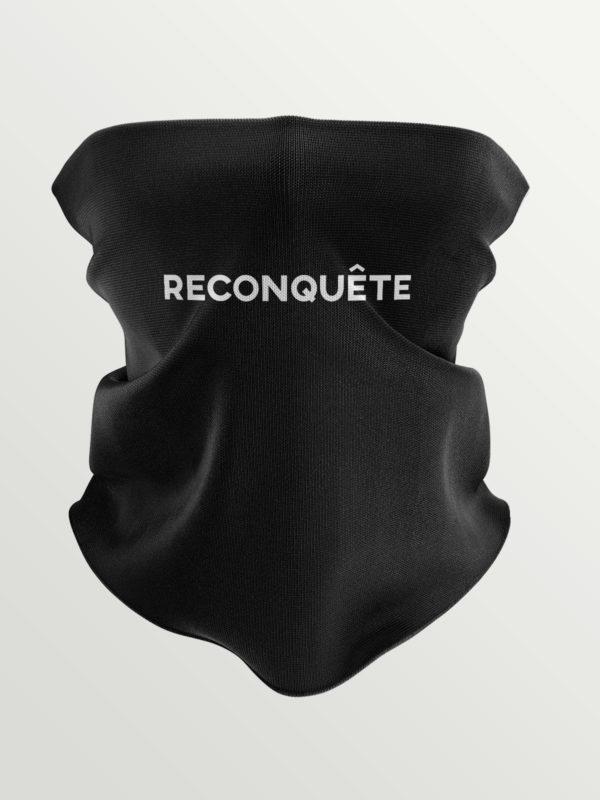 """Masque/Tour de cou """"Reconquête"""""""