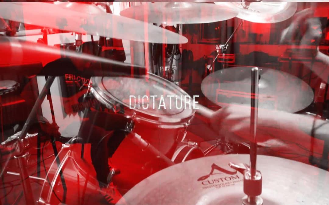 Covid-19 – Le groupe de rock engagé FRACTION dévoile son titre «Dictature sanitaire»
