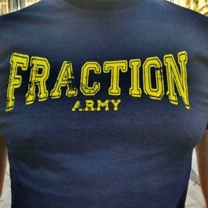 FRACTION Army